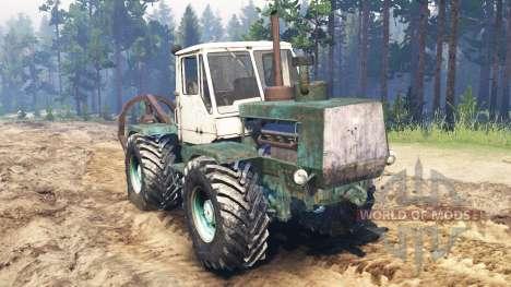 Т-150К ХТЗ v2.0 [03.03.16] для Spin Tires