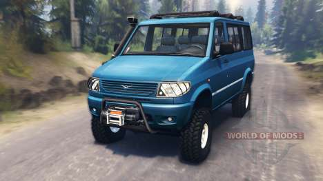 УАЗ-3165 Симба [03.03.16] для Spin Tires