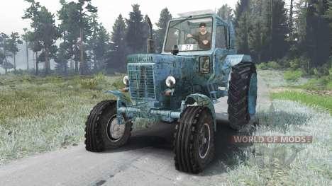МТЗ-80 Беларус [12.04.16] для Spin Tires