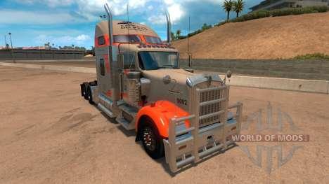 LA Express Delivery Skins для American Truck Simulator