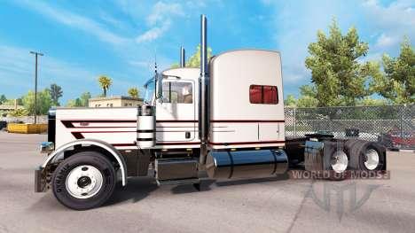 Скин MBH Trucking LLC на тягач Peterbilt 389 для American Truck Simulator