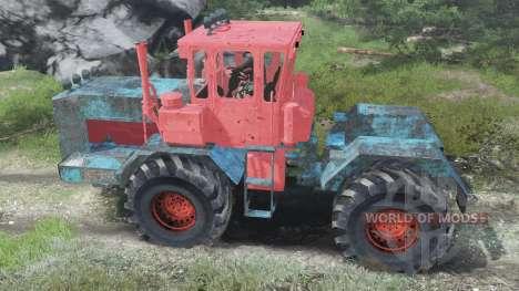 К-710 Кировец [12.04.16] для Spin Tires