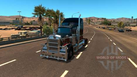 HDR FIX V1.4 для American Truck Simulator