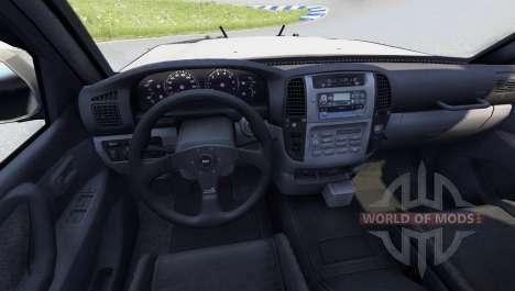 Toyota Land Cruiser 100 [renewed] для BeamNG Drive