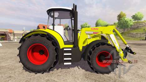 CLAAS Arion 640 FL v2.0 для Farming Simulator 2013