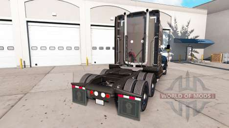 Скин Worlds Best на тягач Kenworth для American Truck Simulator
