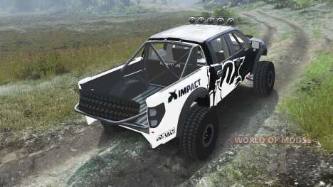 Ford Raptor Pre-Runner [03.03.16] для Spin Tires