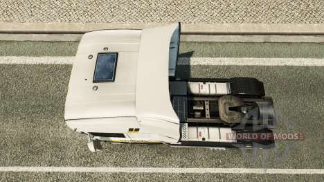 Скин Wallek на тягач Scania для Euro Truck Simulator 2