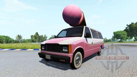 Gavril H-Series Fast Food для BeamNG Drive