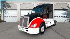 Скин Netstoc Logistica на тягач Kenworth
