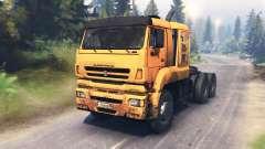 КамАЗ-65226 v3.0