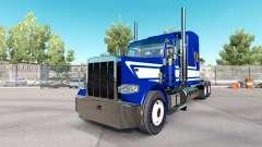 Скин Jack C Moss Trucking Inc на тягач Peterbilt