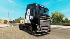 Скин Infinite Stratos на тягач Volvo