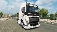 Скин Intermarket на тягач Volvo