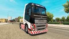 Скин Schwerlast Transport на тягач Volvo