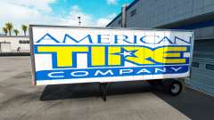 Скин American Tire на полуприцеп