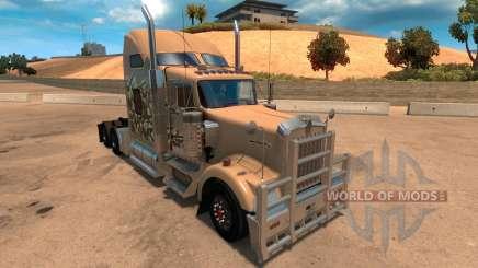 Milli Mucadele для American Truck Simulator