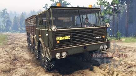 Tatra 813 KOLOS [03.03.16] для Spin Tires