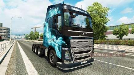 Volvo FH16 8x4 для Euro Truck Simulator 2