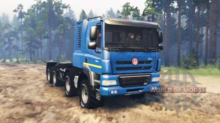 Tatra Phoenix T 158 8x8 [03.03.16] для Spin Tires