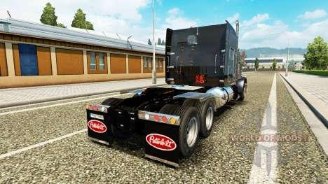 Peterbilt 379 [final] для Euro Truck Simulator 2