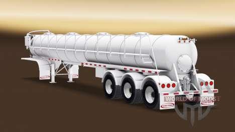 Полуприцеп Durahaul v2.0 для American Truck Simulator