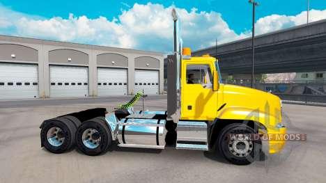 Mack Vision для American Truck Simulator
