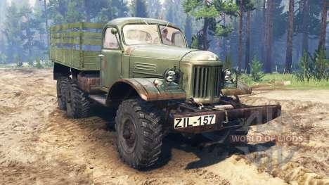 ЗиЛ-157 для Spin Tires