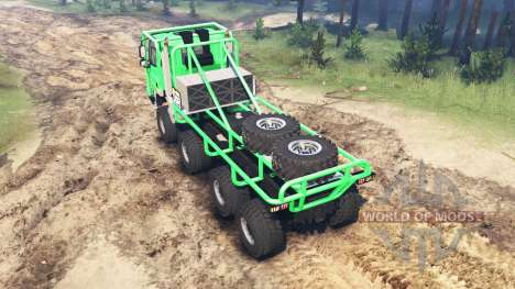 Tatra Phoenix T 158 8x8 для Spin Tires