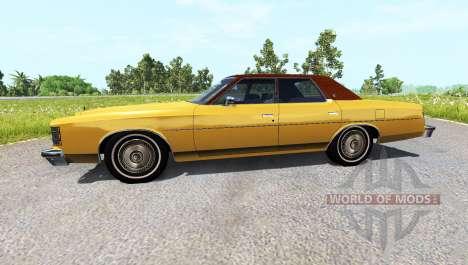 Ford LTD 1975 [redux] для BeamNG Drive