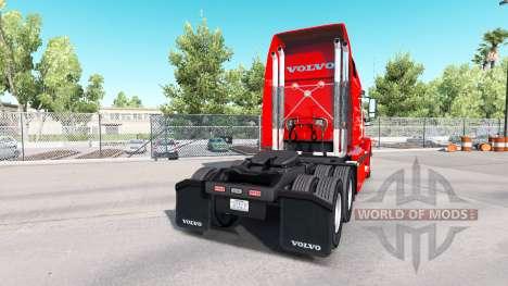 Скин C R England на тягач Volvo VNL 670 для American Truck Simulator