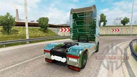 Scania R1000 Concept v4.1 для Euro Truck Simulator 2