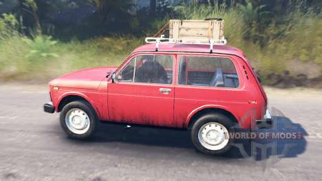 ВАЗ-2121 для Spin Tires