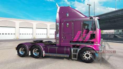 Kenworth K200 для American Truck Simulator