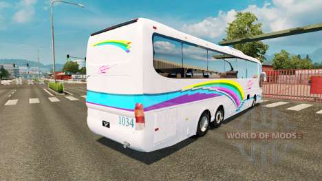 Marcopolo Paradiso 1200 G6 для Euro Truck Simulator 2
