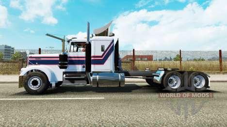 Kenworth W900A для Euro Truck Simulator 2