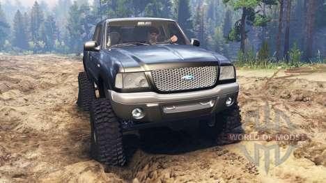 Ford Ranger 2005 для Spin Tires
