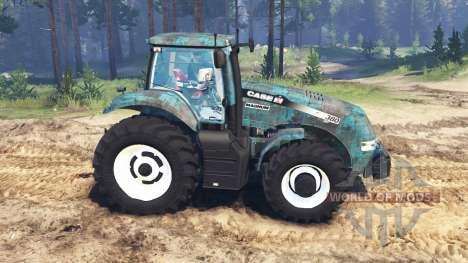 Case IH Magnum CVT 380 для Spin Tires