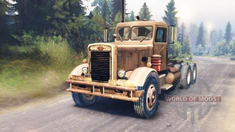 Peterbilt 281 для Spin Tires