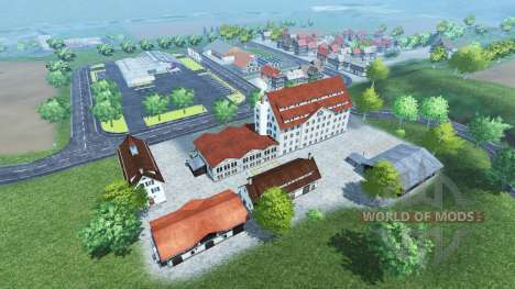 Siekhof v2.0 для Farming Simulator 2013