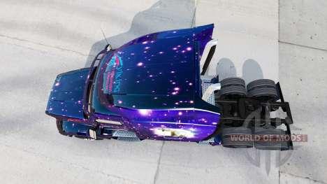 Скин Viking на тягач Peterbilt для American Truck Simulator
