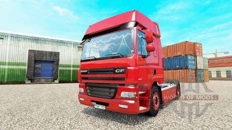DAF CF 85 для Euro Truck Simulator 2