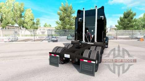 Скин Jim Palmer на тягач Peterbilt для American Truck Simulator