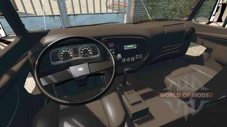 Ford Cargo 4331 для Euro Truck Simulator 2