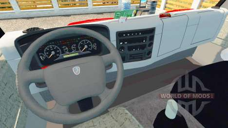 КамАЗ-54115 турбо для Euro Truck Simulator 2