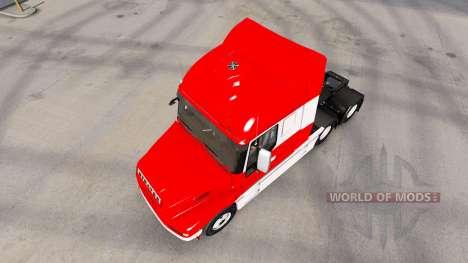 Iveco Strator для American Truck Simulator