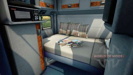 Peterbilt 379 v3.0 для Euro Truck Simulator 2