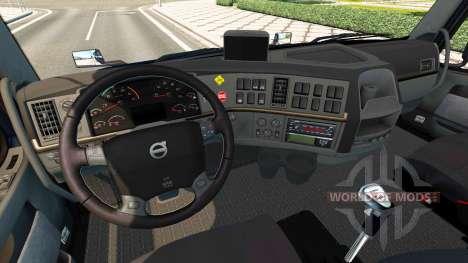 Volvo VNL 780 v0.5 для Euro Truck Simulator 2
