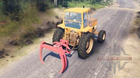 Valmet 502 для Spin Tires
