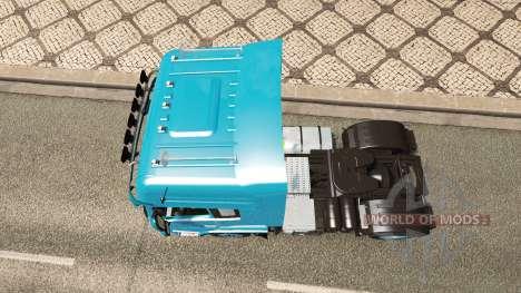 Dongfeng DFL 4181 для Euro Truck Simulator 2